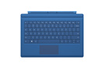 Microsoft Clavier Type Cover Cyan pour Surface Pro 3 photo 1