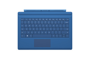 Microsoft Clavier Type Cover Cyan pour Surface Pro 3