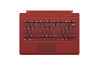 Clavier Clavier Type Cover Magenta pour Surface Pro 3 Microsoft