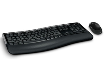 Clavier WIRELESS COMFORT DESKTOP 5050 Microsoft