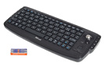 Clavier Compact Wireless Entertainment Keyboard Trust