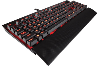 Clavier gamer K70 RED CHERRY MX Corsair