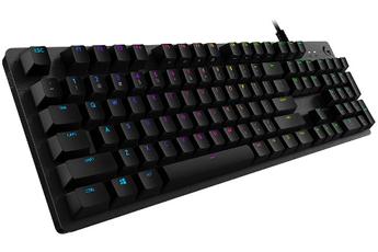 Clavier gamer Logitech G512 CARBON LIGHTSYNC
