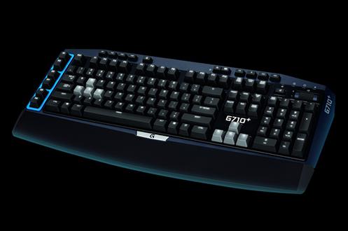 clavier gamer logitech g710 mechanical gaming kbd 4141741. Black Bedroom Furniture Sets. Home Design Ideas