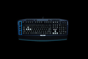 Clavier gamer G710+ Mechanical Gaming KBD Logitech