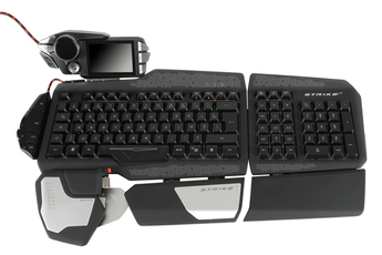 Clavier gamer STRIKE-7 Mad Catz
