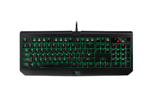 Clavier gamer BLACK WIDOW ULTIMATE Razer