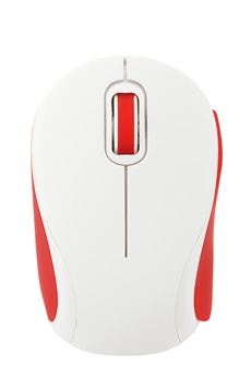 Souris MMWO 04 WH/RED It Works