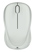 Logitech M317 Wireless Blanche