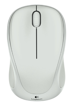 Souris M317 Wireless Blanche Logitech