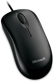 Souris BASIC OPTICAL MOUSE BLACK Microsoft