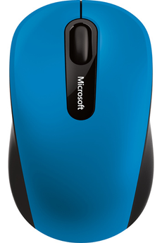Souris BLUETOOTH MOBILE MOUSE 3600 BLUE Microsoft