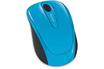 Microsoft WIRELESS MOBILE MOUSE 3500 CYAN BLUE photo 2