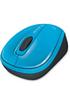 Microsoft WIRELESS MOBILE MOUSE 3500 CYAN BLUE photo 3