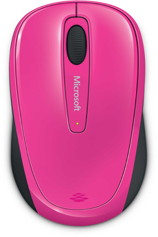 Souris WIRELESS 3500 ROSE Microsoft
