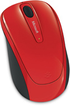 Microsoft WIRELESS MOBILE MOUSE 3500 FLAME RED GLOSS photo 2