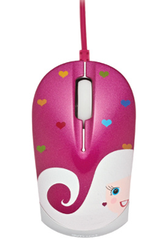 Souris MICRO MOUSE GLAMOUR Trust