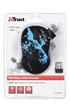 Trust Vivy Wireless Mini Mouse Blue Graffiti photo 3