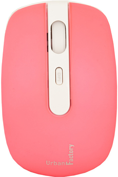 Souris SOURIS SANS FIL ROSE Urban Factory
