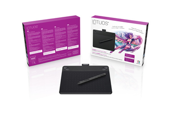 Souris Intuos Comic Black Pen & Touch Small Wacom