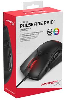 Souris gamer Hyper X PULSEFIRE RAID