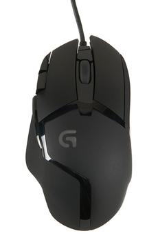 Souris gamer G402 HYPERION FURY NOIRE Logitech