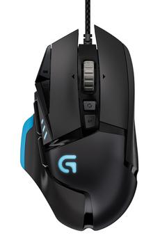 Souris gamer G502 PROTEUS CORE NOIRE Logitech