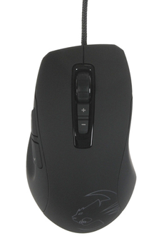 Souris gamer KONE PURE BLACK Roccat