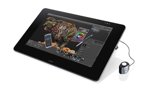 Tablette graphique Wacom CINTIQ 27 QHD PEN & TOUCH