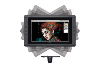 Tablette graphique CINTIQ 22' HD TOUCH Wacom