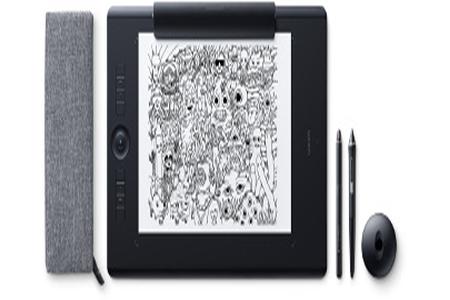 tablette graphique wacom intuos pro m darty. Black Bedroom Furniture Sets. Home Design Ideas