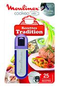 Moulinex CLE USB RECETTE TRADITION