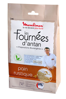 Moulinex PAIN RUSTIQUE