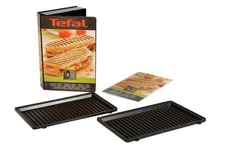 accessoire de cuisine cuisson tefal coffret panini darty. Black Bedroom Furniture Sets. Home Design Ideas