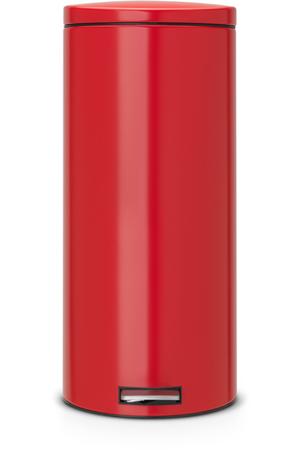 poubelle brabantia 30l passion rouge darty. Black Bedroom Furniture Sets. Home Design Ideas
