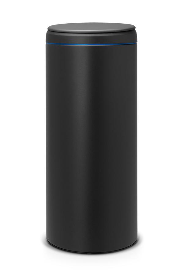 poubelle brabantia flipbin 30l anthracite 4166728 darty. Black Bedroom Furniture Sets. Home Design Ideas