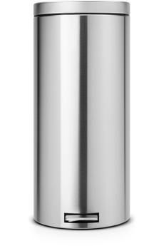 Poubelle Matt Steel 30L Brabantia
