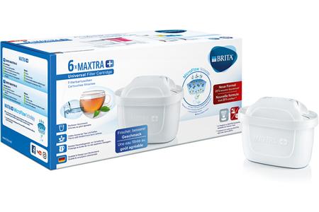 cartouche filtre eau brita pack de 6 maxtra darty. Black Bedroom Furniture Sets. Home Design Ideas