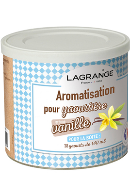 Arome pour yaourt Lagrange 380310 AROME VANILLE