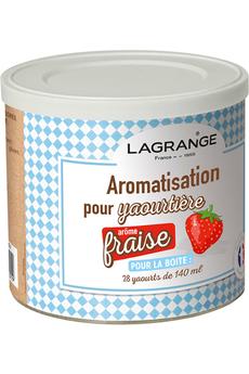 Accessoires yaourtière Lagrange 380320 AROME FRAISE