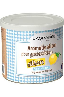 Arome pour yaourt Lagrange 380360 AROME CITRON