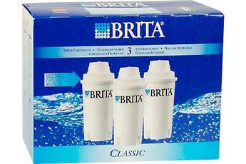Cartouche filtre à eau CLASSIC X3 Brita