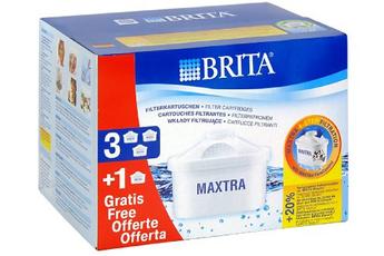 Cartouche filtre à eau CARTOUCHES MAXTRA 3+1 Brita