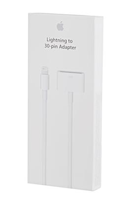 Câble iPhone Apple ADAPTATEUR LIGHTNING 0,2M