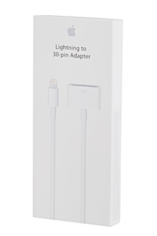 Câble iPhone ADAPTATEUR LIGHTNING 0,2M Apple