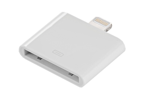 Chargeur portable Apple ADAPTATEUR LIGHTNING 30 BROCHES IPHONE 5