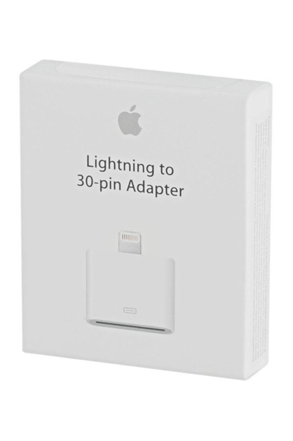 chargeur portable apple adaptateur lightning 30 broches iphone 5 1359096 darty. Black Bedroom Furniture Sets. Home Design Ideas