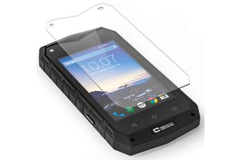 Protection d'écran pour smartphone PROTECTION D'ECRAN EN VERRE TREMPE POUR CORSSALL ODYSSEY S1 Crosscall