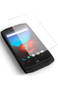 Protection écran smartphone PROTECTION EN VERRE TREMPE POUR CROSSCALL TREKKER X3 Crosscall