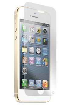 Protection d'écran pour smartphone PROTECTION EN VERRE TREMPé POUR IPHONE 5S Force Glass